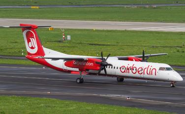 D-ABQN - Air Berlin de Havilland Canada DHC-8-400Q / Bombardier Q400