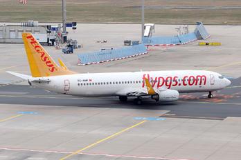 TC-AMP - Pegasus Boeing 737-800