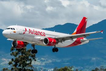N451AV - Avianca Airbus A320