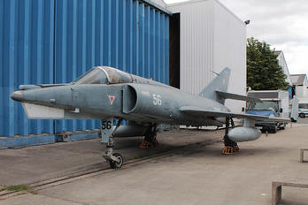 56 - France - Navy Dassault Super Etendard
