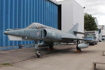 56 - France - Navy Dassault Super Etendard