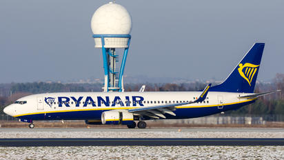 EI-FZM - Ryanair Boeing 737-8AS