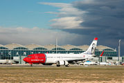 EI-FHZ - Norwegian Air International Boeing 737-800 aircraft