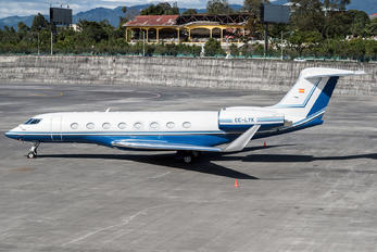 EC-LYK - Gestair Gulfstream Aerospace G650, G650ER