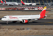 EC-JDM - Iberia Express Airbus A321 aircraft