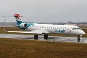 S5-AAZ - Luxair Bombardier CRJ-700  aircraft