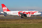 EI-FVG - Fly Ernest Airbus A319 aircraft