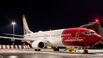 LN-NGA - Norwegian Air Shuttle Boeing 737-800 aircraft