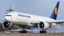 D-ALFD - Lufthansa Cargo Boeing 777F aircraft