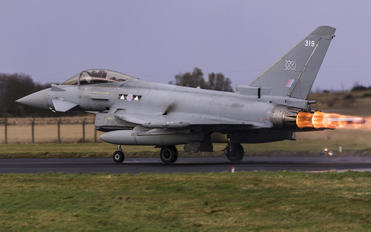 ZK319 - Royal Air Force Eurofighter Typhoon FGR.4