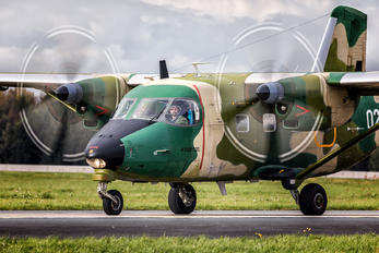 0208 - Poland - Air Force PZL M-28 Bryza