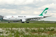 EP-MNM - Mahan Air Airbus A300F4-605R aircraft