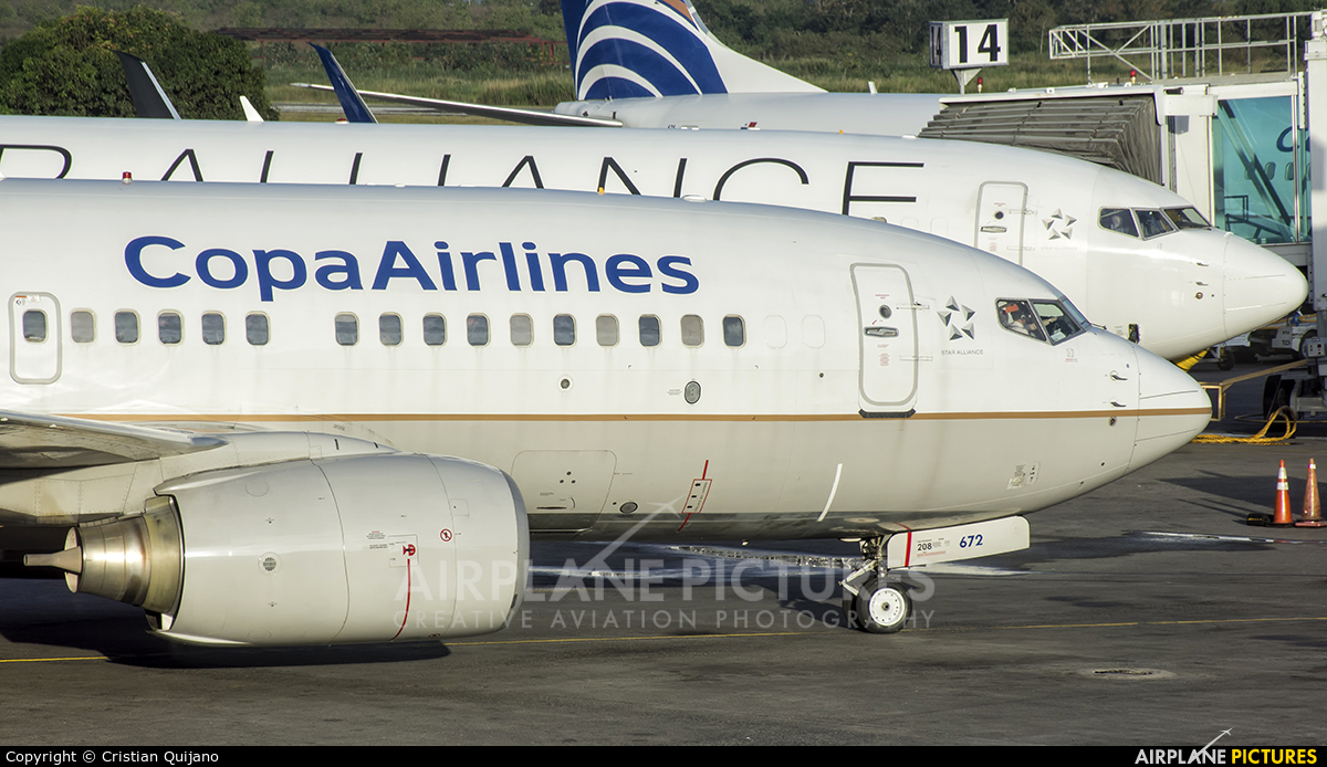 Copa Airlines Colombia HP-1372CMP aircraft at Panama City - Tocumen