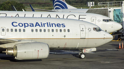 HP-1372CMP - Copa Airlines Colombia Boeing 737-700