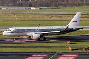 VP-BNT - Aeroflot Airbus A320 aircraft