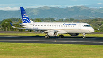 HP-1540CMP - Copa Airlines Embraer ERJ-190 (190-100) aircraft