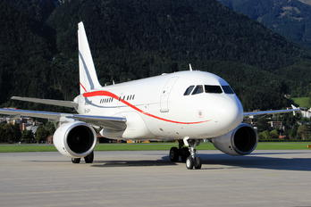 OE-LUX - Tyrolean Jet Service Airbus A318 CJ