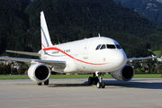 OE-LUX - Tyrolean Jet Service Airbus A318 CJ aircraft