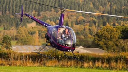G-CBXX - Private Robinson R44 Clipper