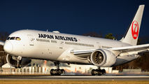 JA868J - JAL - Japan Airlines Boeing 787-9 Dreamliner aircraft