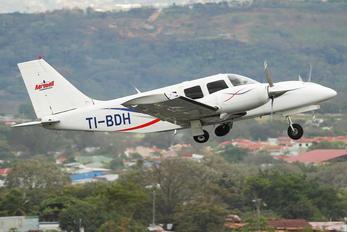 TI-BDH - Aerobell Air Charter  Piper PA-34 Seneca