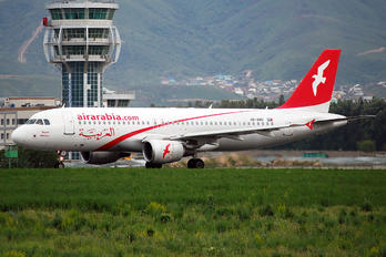 A6-ABD - Air Arabia Airbus A320