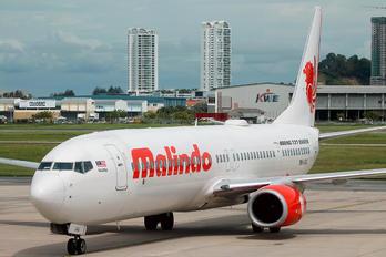 9M-LNJ - Malindo Air Boeing 737-900