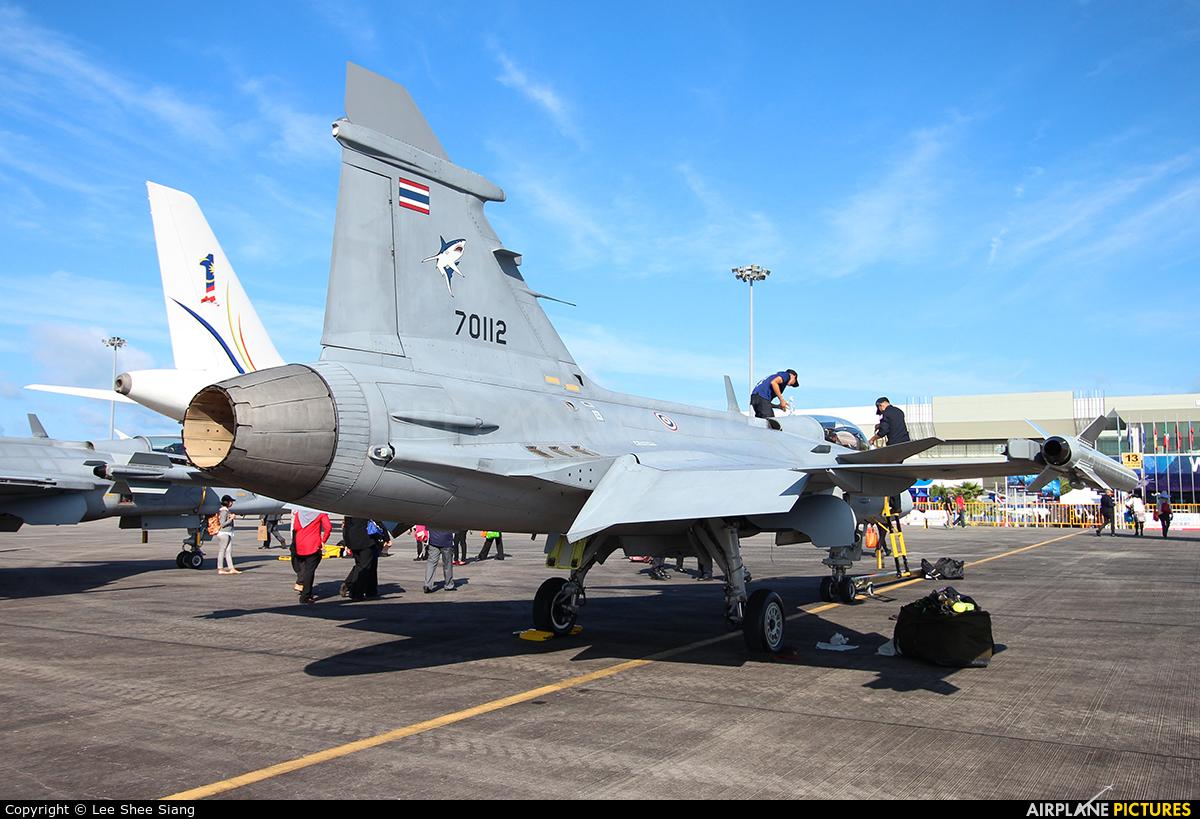 Thailand - Air Force 70112 aircraft at Langkawi