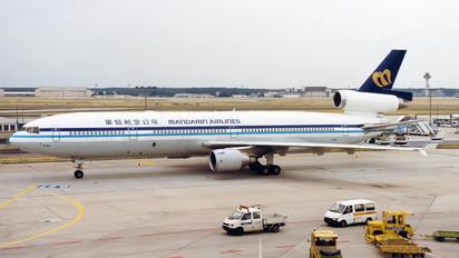 B-153 - Mandarin Airlines McDonnell Douglas MD-11