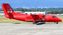 C-GSUR - Canada - Dept of Transport de Havilland Canada DHC-8-100 Dash 8 aircraft