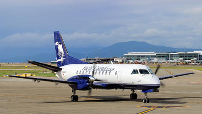 C-GCPQ - Pacific Coastal Airlines SAAB 340