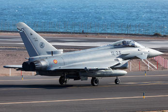 C.16-55-10004 - Spain - Air Force Eurofighter Typhoon