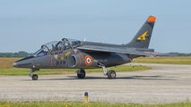 E105 - France - Air Force Dassault - Dornier Alpha Jet E aircraft