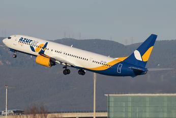 UR-AZB - Azur Air Ukraine Boeing 737-900ER