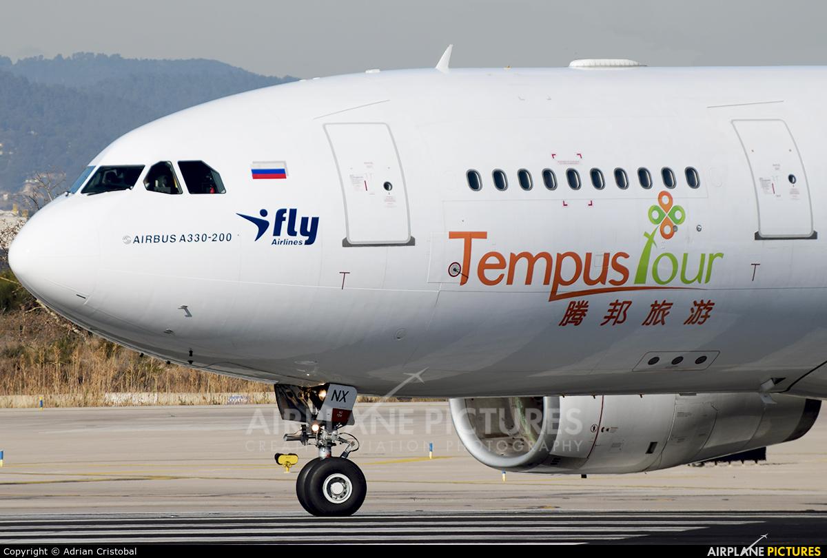 I-Fly Airlines EI-FNX aircraft at Barcelona - El Prat