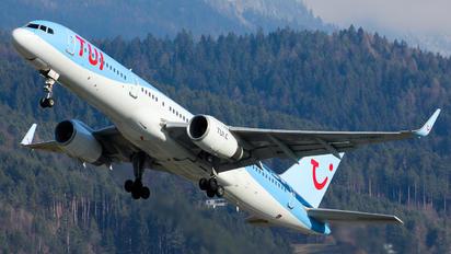 G-OOBC - TUI Airways Limited Boeing 757-200WL
