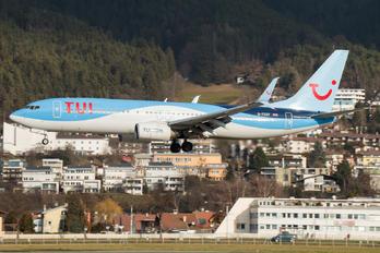G-FDZF - TUI Airways Boeing 737-800