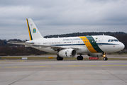 FAB2101 - Brazil - Government Airbus A319 CJ aircraft
