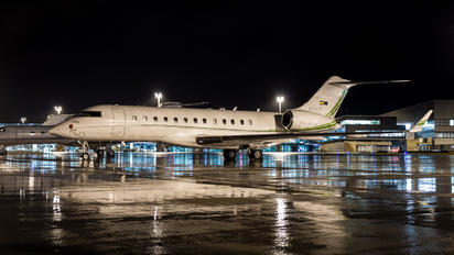 EC-LTF - TAG Aviation Bombardier BD-700 Global 6000