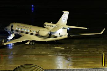 5N-FGV - Nigeria - Air Force Dassault Falcon 7X
