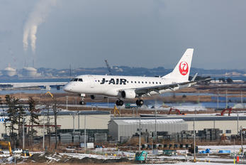 JA226J - J-Air Embraer ERJ-170 (170-100)