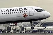 C-GJWN - Air Canada Airbus A321 aircraft