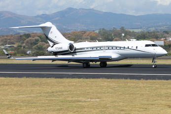 N724MF - Private Bombardier BD-700 Global 5000