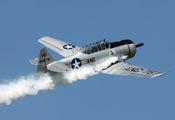 N49NA - Private North American Harvard/Texan (AT-6, 16, SNJ series) aircraft