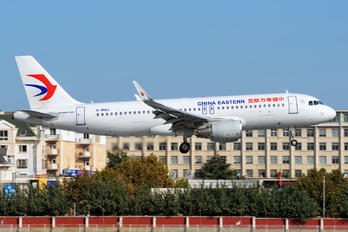 B-8563 - China Eastern Airlines Airbus A320