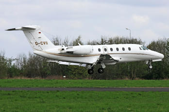 D-CVII - Private Cessna 650 Citation VII