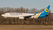 UR-PSV - Ukraine International Airlines Boeing 737-8AS aircraft