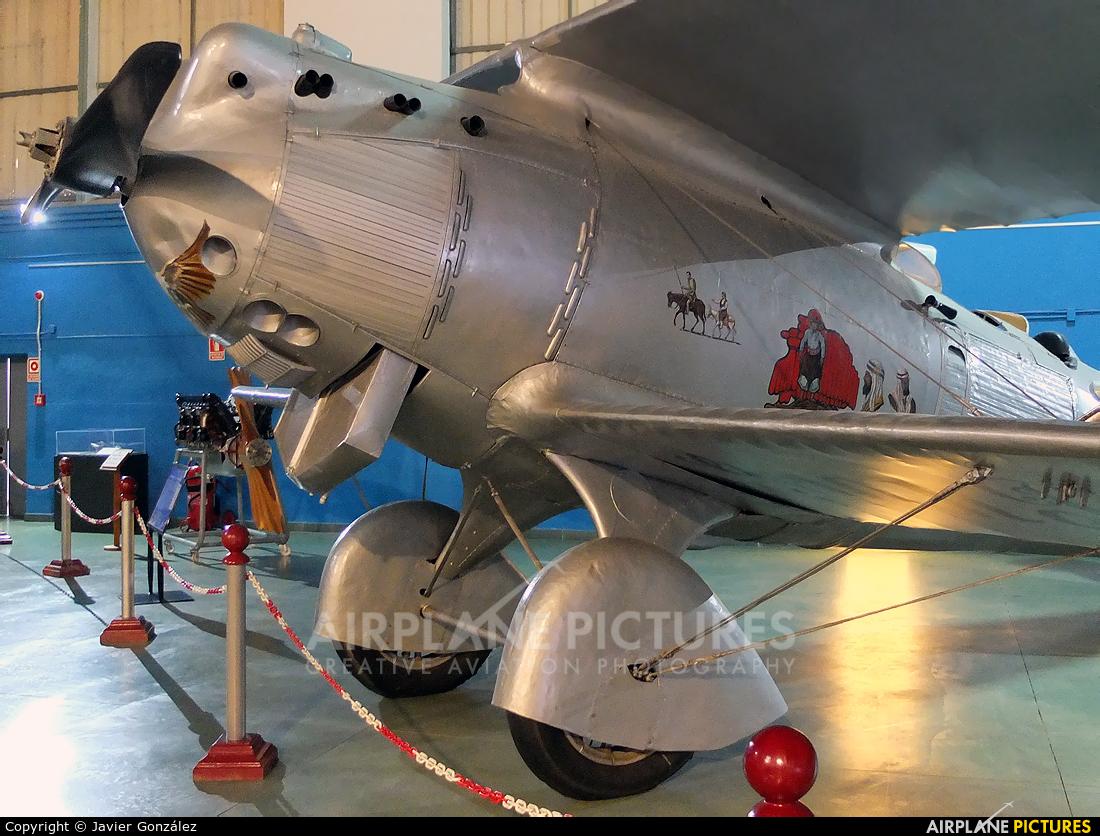 Spain - Air Force 72 aircraft at Madrid - Cuatro Vientos
