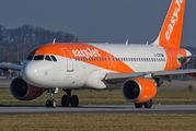 G-EZGF - easyJet Airbus A319 aircraft