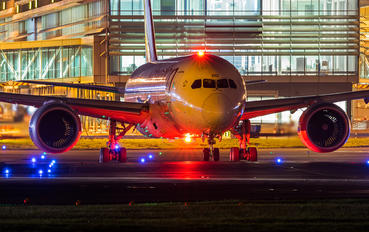 ET-AOO - Ethiopian Airlines Boeing 787-8 Dreamliner
